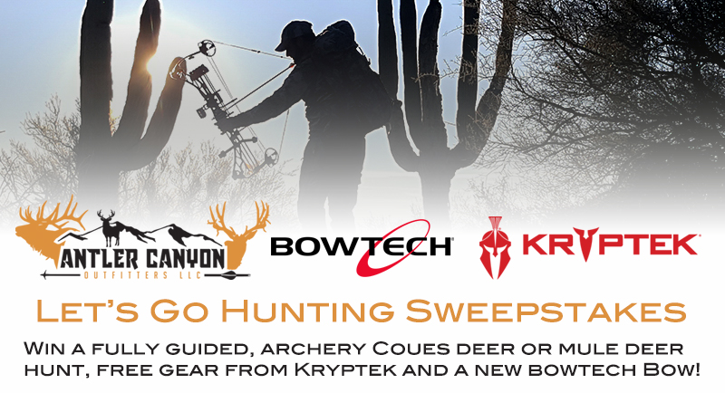 Win A Coues Deer or Mule Deer Hunt