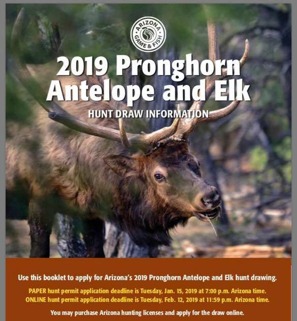 2019 Hunting Regulations