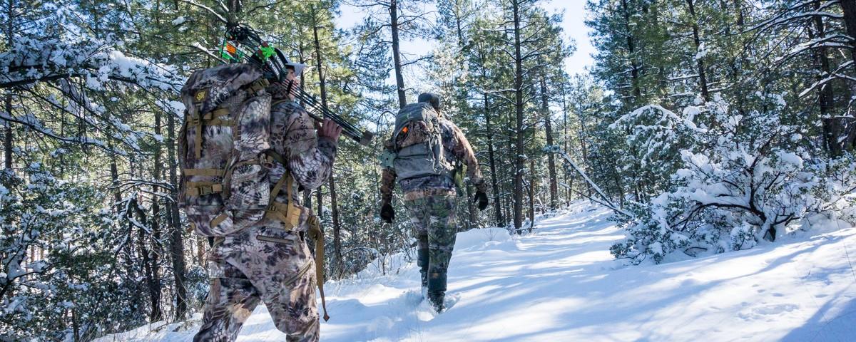 Guided Arizona Elk Hunt